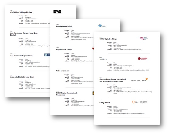 directory-sample pages